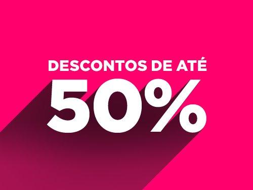 Meninas vamos aproveita essa mega promoção, a loja inteira em promoção ate 50% avista!